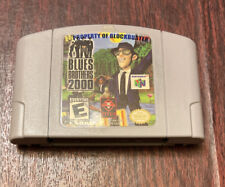 Nintendo 64 N64 Official Authentic Blues Brothers 2000