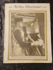 The War Illustrated No. 195 Vol 8 1944 Paris Holland