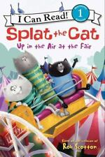 I Can Read Level 1: Up in the Air at the Fair by Rob Scotton (2014, Hardcover)