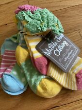 Nwt Matilda Jane Girls Take A Leap Sock Pack of 3 Size 12-24 Months