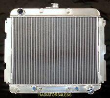 """NEW 3 ROW ALUMINUM RADIATOR 70 71 72 73 BARRACUDA CORONET 22"""" CORE SMALL BLOCK"""
