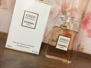 Chanel Coco Mademoiselle intense 3.4 FL.OZ/100ml eau de perfume, new with box