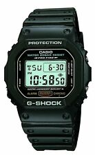 G-Shock Digital Grey Dial Men's Watch - DW-5600E-1VDF