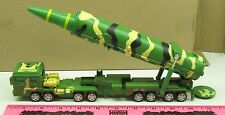 Menards ~ Missile Launching truck with operating missile and sound *2017*