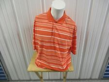 NIKE GOLF TOUR PERFORMANCE ORANGE 2XL DRI-FIT ATHLETIC POLO SHIRT NEW WITH TAGS