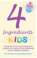 Direct from 4 Ingredients,  Kids by Kim McCosker, Personally Signed