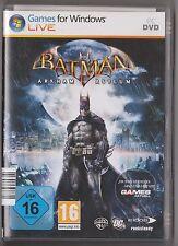 Batman Arkham Asylum PC JEU