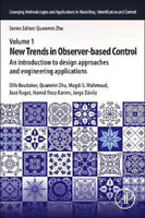 New Trends in Observer-Based Control Technology & Engineering Book Aus Stock