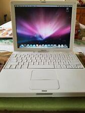 New ListingApple Ibook G4 A1054