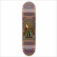 "Richie Jackson Art Nouveau deck - Death Skateboards 8.25 ""  grip & free shipping"
