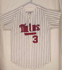 7ace5e253cb Vtg 70s Fab Knit Minnesota Twins Harmon Killebrew #3 Jersey Sz M