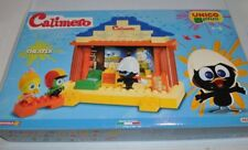 CALIMERO UNICO PLUS Building Toy THEATER made in Italy 2014 sealed