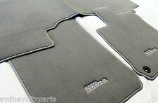 TOYOTA CAMRY CARPET FLOOR MAT SET GREY ATARA JULY 2013 - APRIL 2015 NEW GENUINE