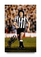 Kevin Keegan Signed 6x4 Photo Newcastle United England Autograph Memorabilia+COA