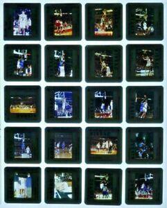 JTM5-28 90s-90s NBA Chicago Bulls Misc MICHAEL JORDAN (100pc) ORIG 35mm Slides