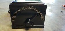 Vintage 1930s Franz Electric Metronome Art Deco Black Bakelite-Great Cond!