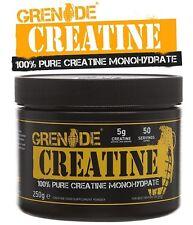 Grenade Essentials Creatine 250g / 50servings  Best Pure Creatine Monohydrate !