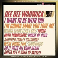 Dee Dee Warwick - I Want Be With You [CD]