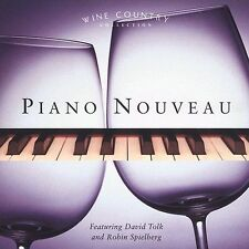 Wine Country Collection : Piano Nouveau CD
