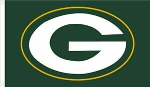 Green Bay Packers NFL  Fremont Die  3' X 5' Deluxe Flag