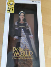 *NEU* Barbie Collector G5860 Princess of the Renaissance Prinzessin Dolls World