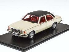 Neo Opel Commodore B 1973 White/Black 1:43 (43687)