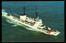 USCGC Hamilton WHEC-715 postcard US Coast Guard High Endurance Cutter (3of3)