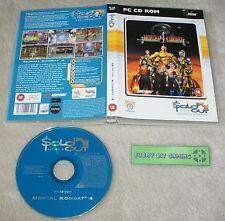 Mortal Kombat 4-Juego de PC-vendido