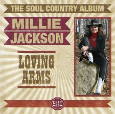 MILLIE JACKSON - LOVING ARMS-THE SOUL COUNTRY COLLECTION  CD NEU