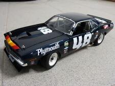 1970 Plymouth TRANS AM BARRACUDA #48 DAN GURNEY CUDA ACME MODELLO AUTO 1:18