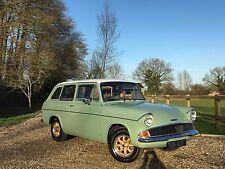 Ford Anglia Classic Cars