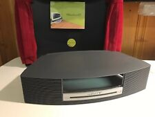 Bose Wave Music System AWRCC1 Housing Shell Old Stock New Graphite Gray