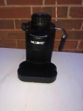 ECM 10 Series MR COFFEE Cappuccino Espresso Maker  Base Only No Glass Or Filter
