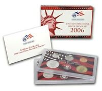 2006 Silver Proof US Mint Coin Set - 10 Coins