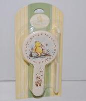 Disney Winnie the Classic Pooh 2pc brush & comb set shower gift Newborn & Up NEW