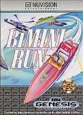 Bimini Run (Sega Genesis, 1990)