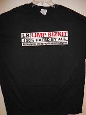 NEW - LIMP BIZKIT BAND / CONCERT / MUSIC T-SHIRT 2XL / X X LARGE