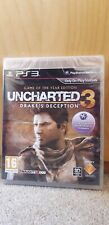 Uncharted 3 Drake's Deception -- Game of the Year Edition (PS3) - New Sealed