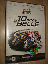 DVD N°2 SUPERBIKE TRIBUTE PIANETA MOTO SBK OFFICIAL LE 10 SFIDE PIU' BELLE