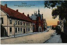 Ansichtskarten aus Niedersachsen für Architektur/Bauwerk und Eisenbahn & Bahnhof