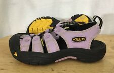 KEEN Girls Shoes Size 12 Purple And Black