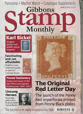 Stanley Gibbons Stamp Monthly Collectors Magazine March 2016