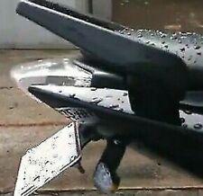 Hyosung GT650R FENDER Eliminator/ Cola Ordenado Negro Inversal Y Placa Luz