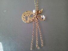 Lovely Goldtone Senze  Necklace...