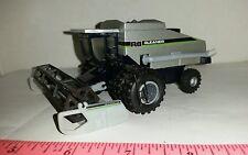 1/64 ertl custom farm toy detailed agco allis chalmers gleaner green r6 combine