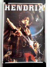 Jimi Hendrix,Stars and Stripes, Orig.Vintage Giant Poster, 39x55. FREE INT.SHIPP