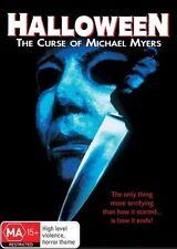 Halloween VI - The Curse Of Michael Myers (DVD, 2014)