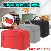 Toaster Bakeware Covers 4-Slice Toaster Kitchen ApplianceDust  Protective
