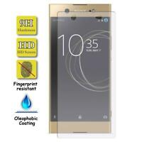 New Pack Of 2 Clear Tempered Glass Screen Protector For Sony Xperia XA1 G3121