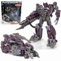 HASBRO TRANSFORMERS DARK OF THE MOON SHOCKWAVE ROBOT CAR ACTION FIGURE SPIELZEUG